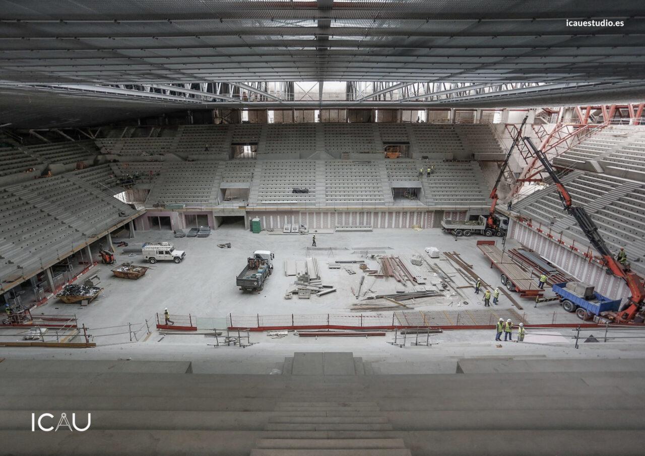 ICAU Estudio y Consultores Gran Canaria Arena 3