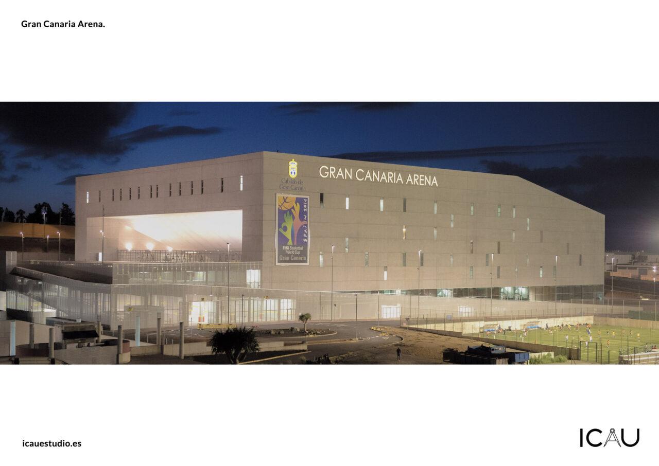 ICAU Estudio y Consultores Gran Canaria Arena 6