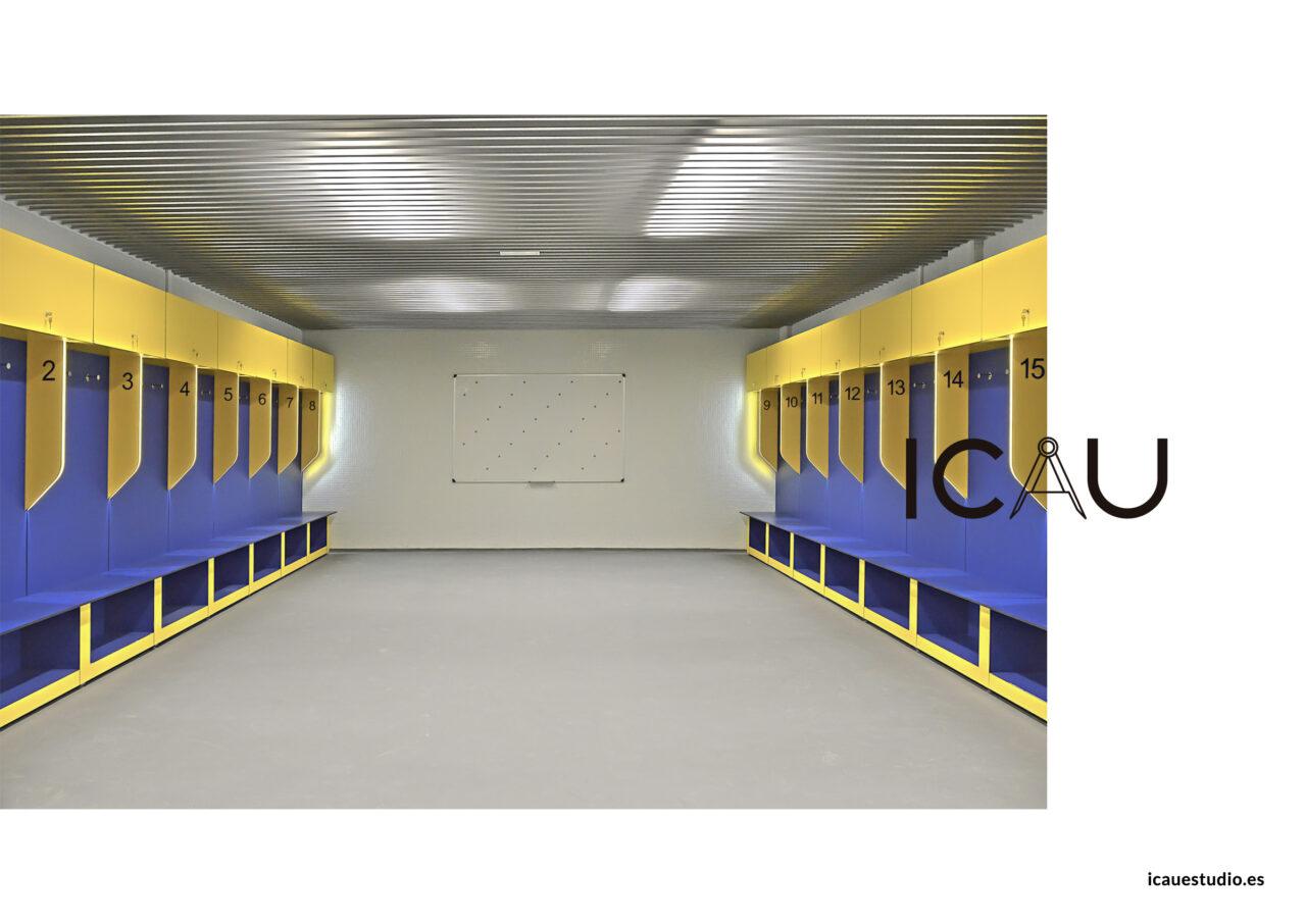 ICAU Estudio y Consultores Gran Canaria Arena 7