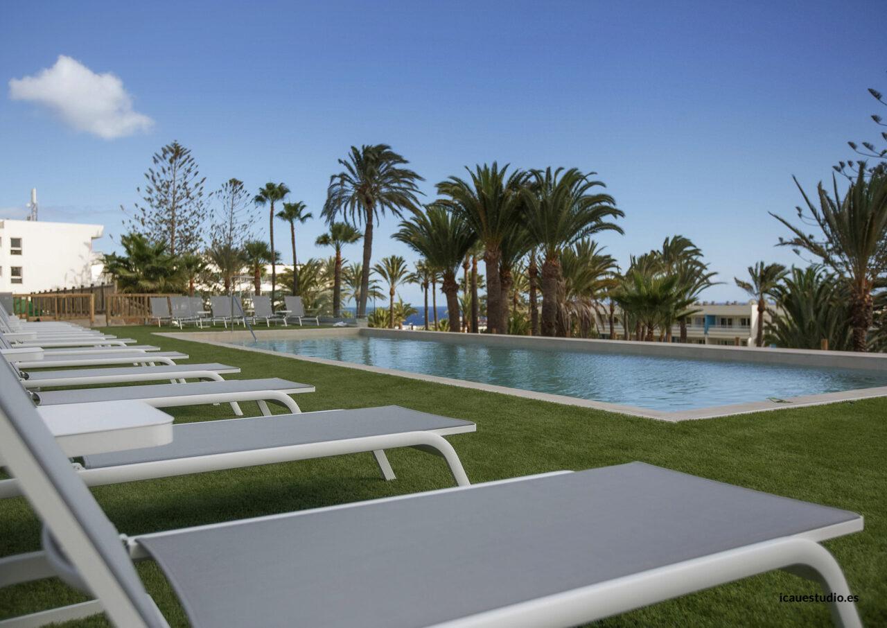 ICAU Estudio y Consultores – Reforma y ampliación Hotel Abora Interclub Atlantic 11