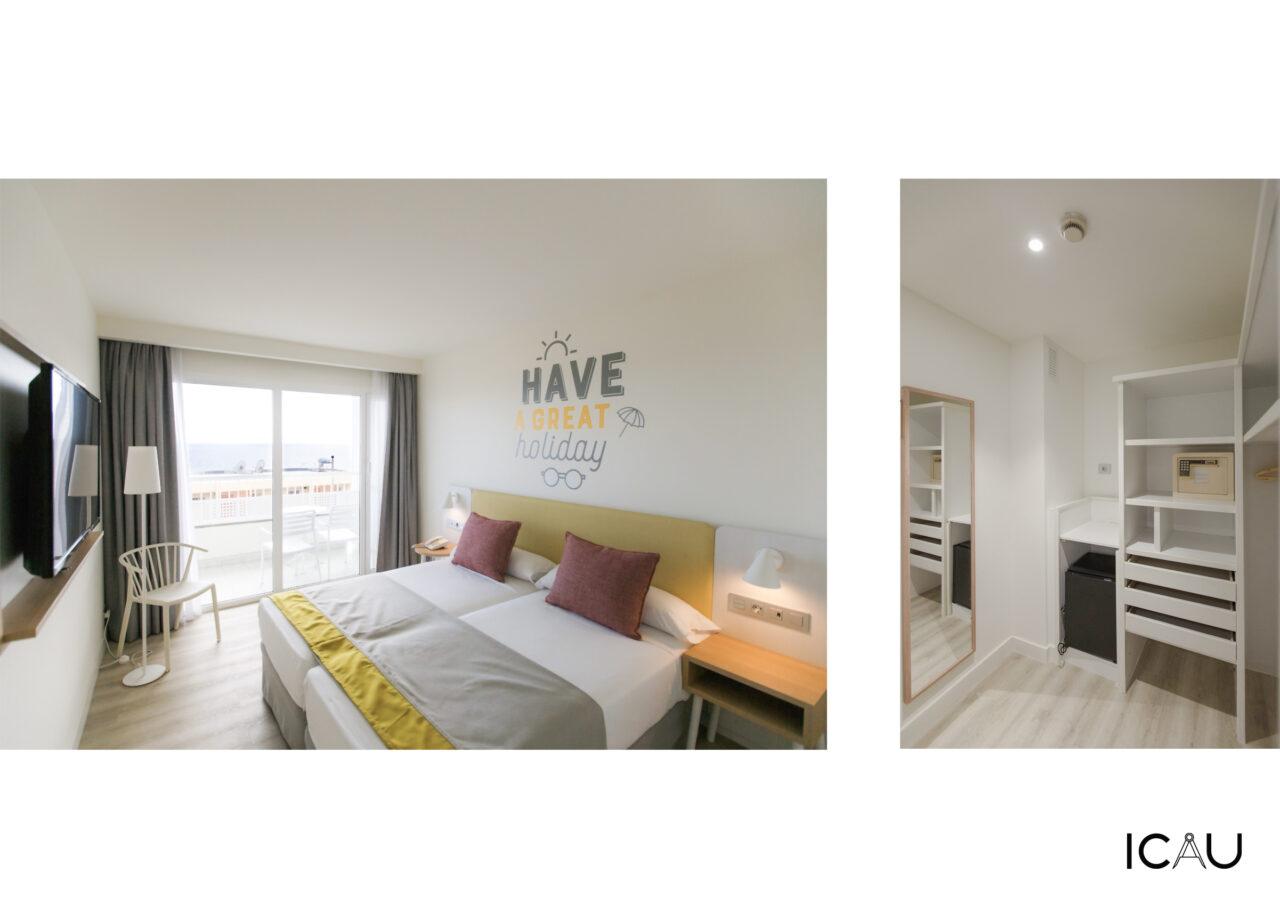 ICAU Estudio y Consultores – Reforma y ampliación Hotel Abora Interclub Atlantic 8