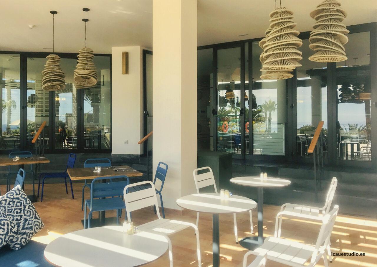 ICAU Estudio y Consultores. Reforma del Hotel Corallium Dunamar 2