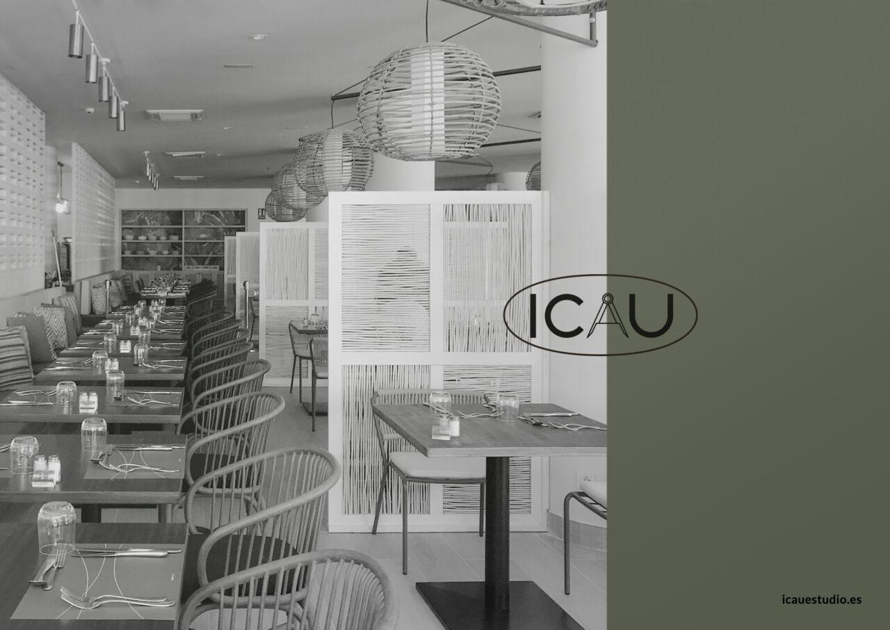 ICAU Estudio y Consultores. Reforma del Hotel Corallium Dunamar 4