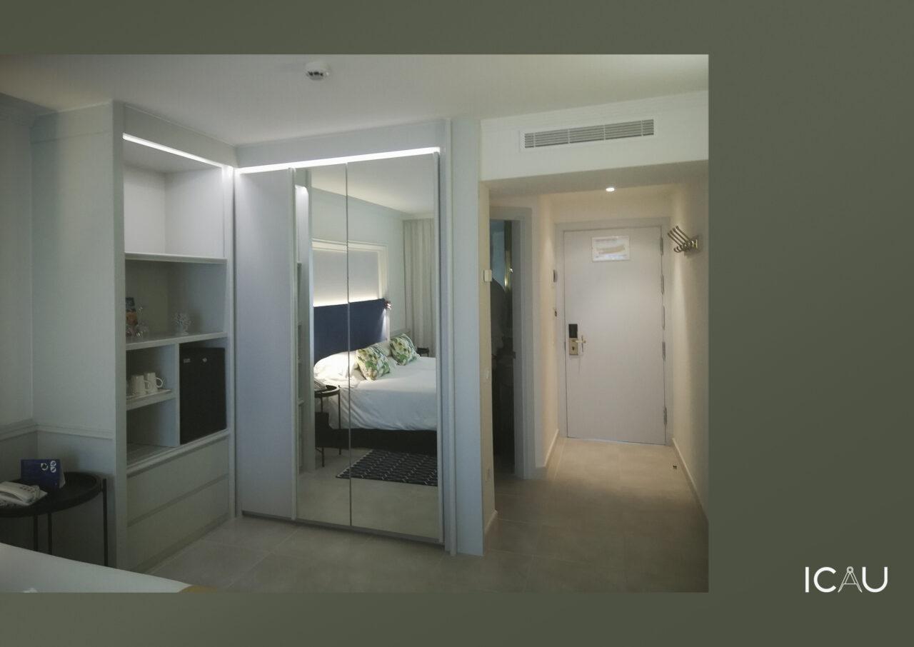 ICAU Estudio y Consultores. Reforma del Hotel Corallium Dunamar 7