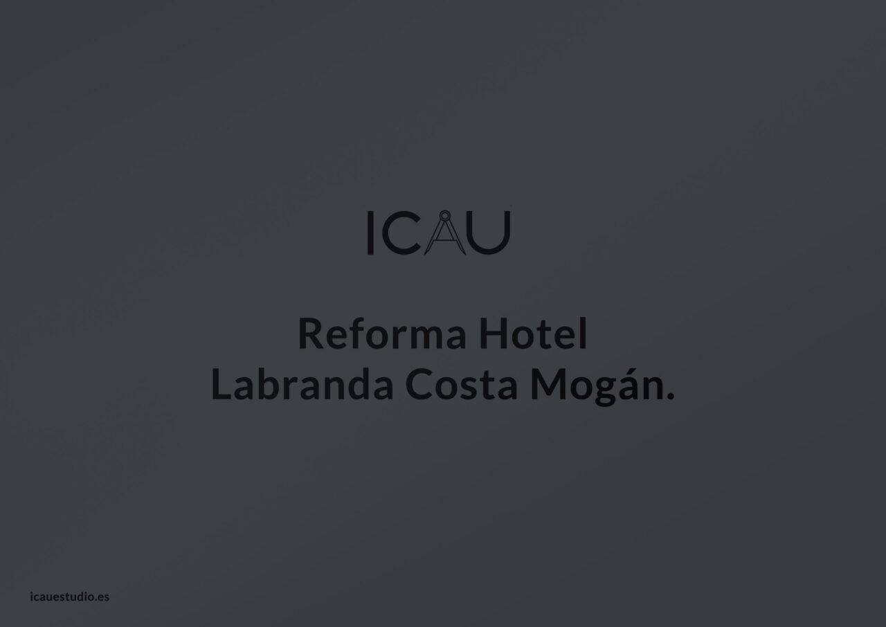 ICAU Reforma Hotel Labranda Costa Mogán