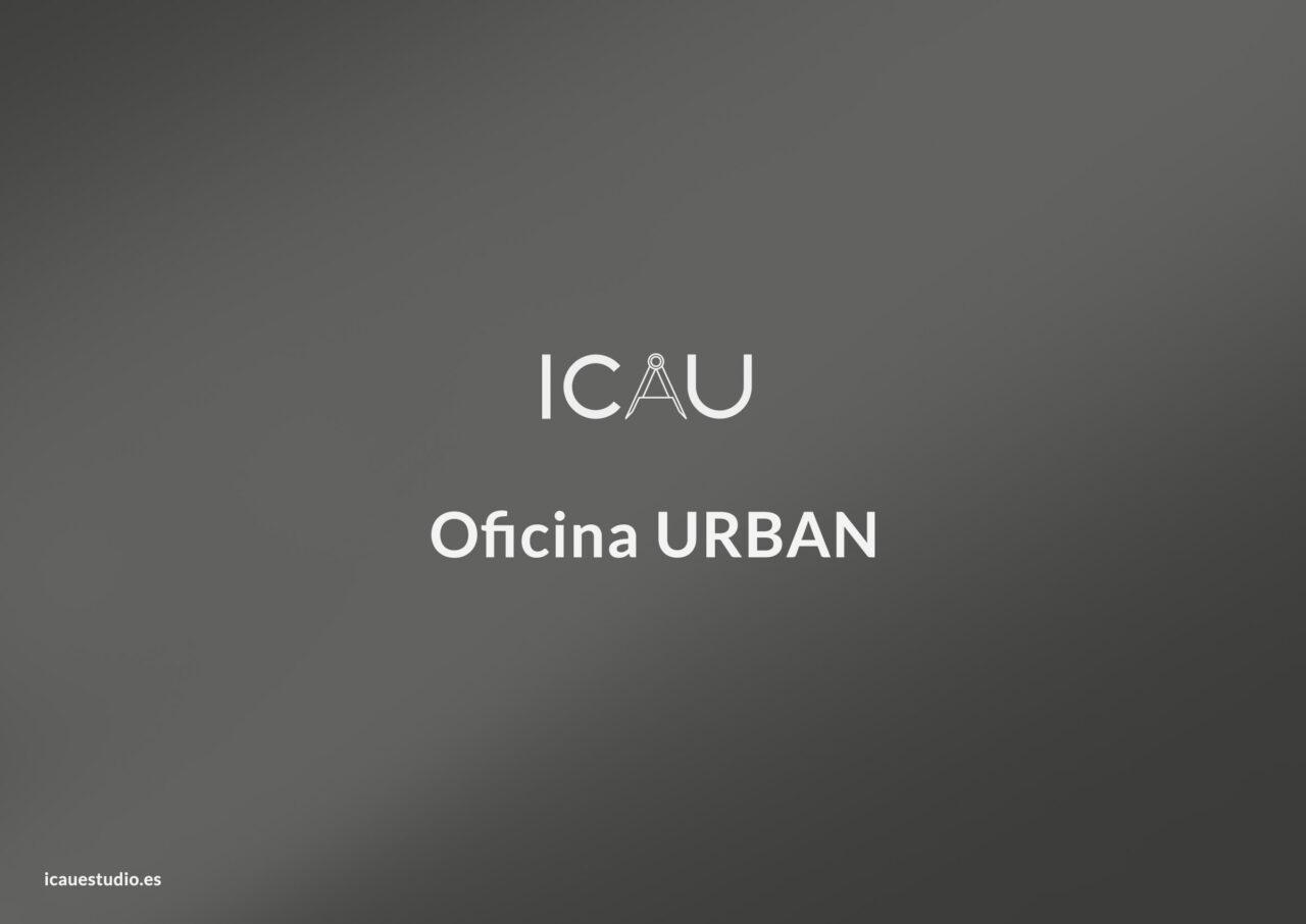 ICAU Estudio y Consultores reforma oficina URBAN