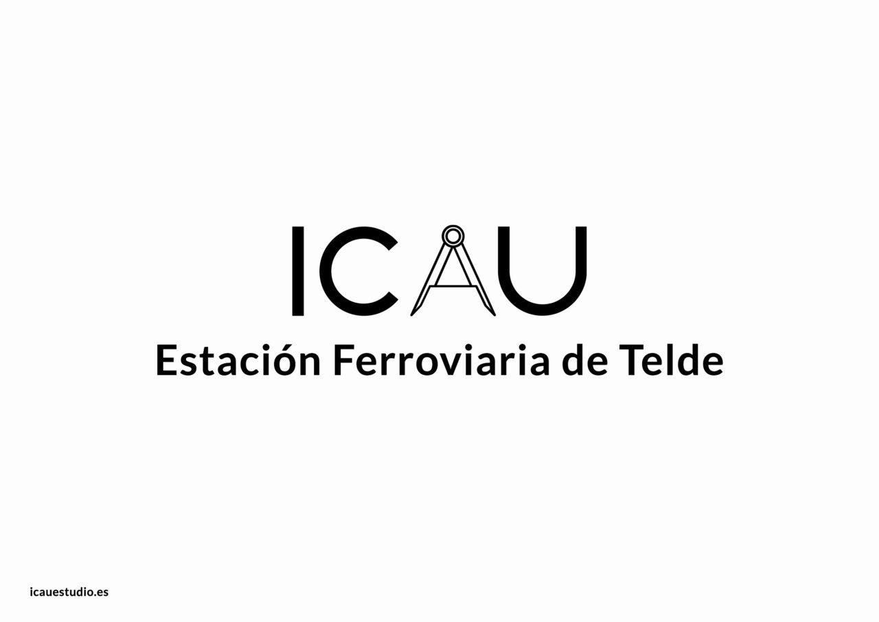 ICAU estudio y consultores estación Ferroviaria Telde 11