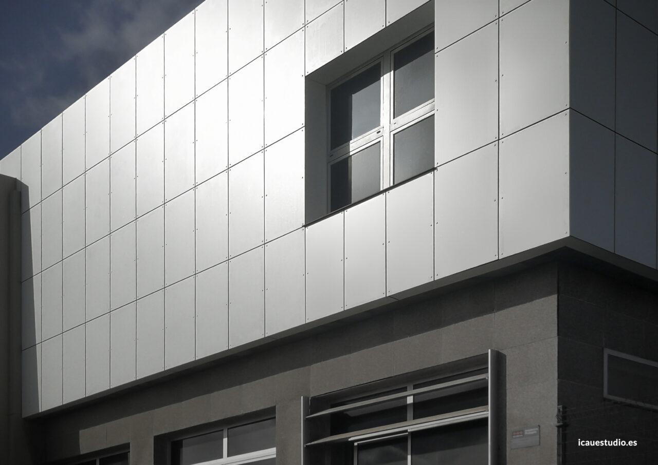 ICAU proyecto adaptación sede PLOCAN