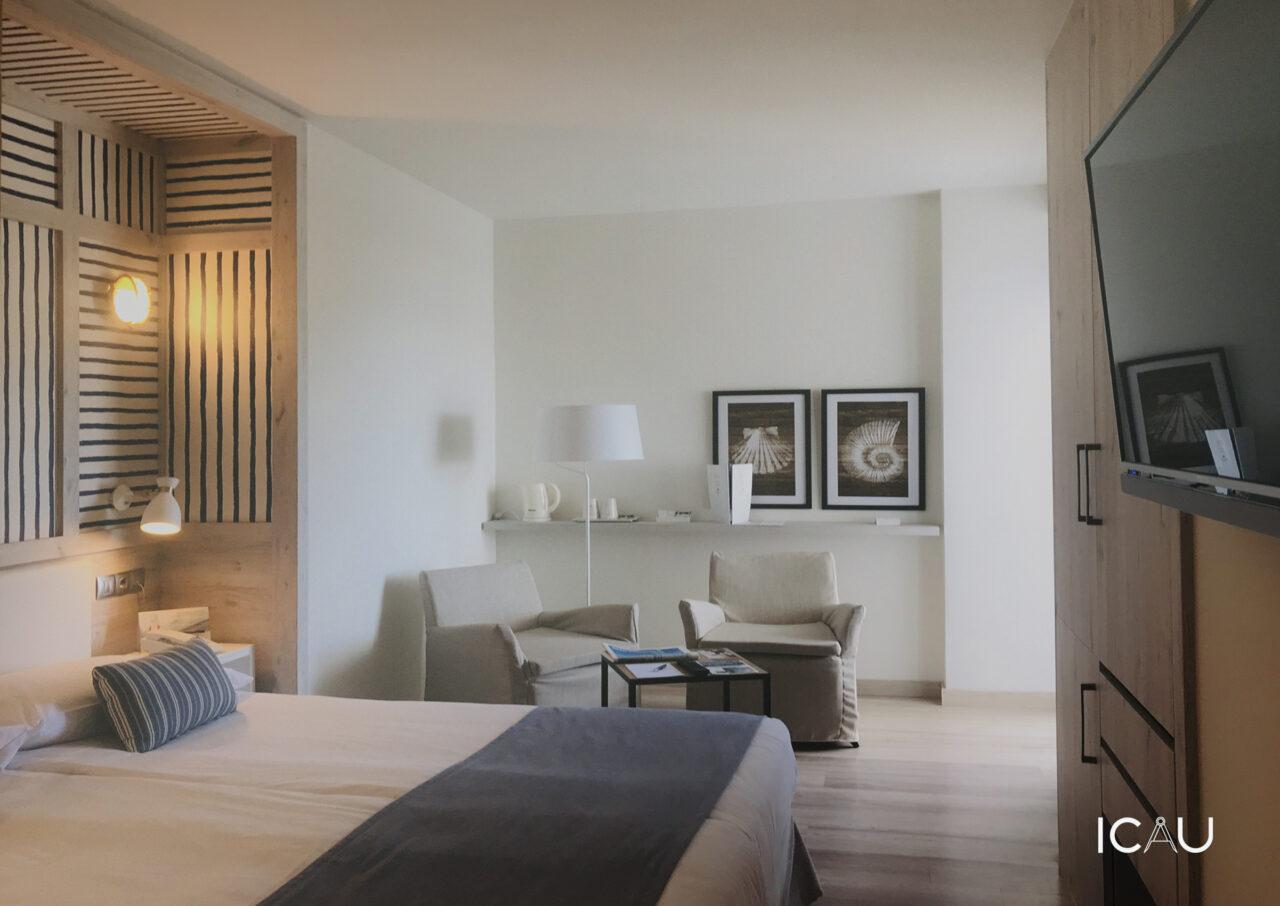 ICAU Estudio y Consultores – Reforma de Hotel Corallium Beach 1b