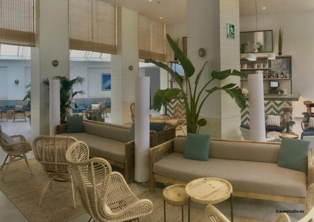 ICAU Estudio y Consultores – Reforma de Hotel Corallium Beach
