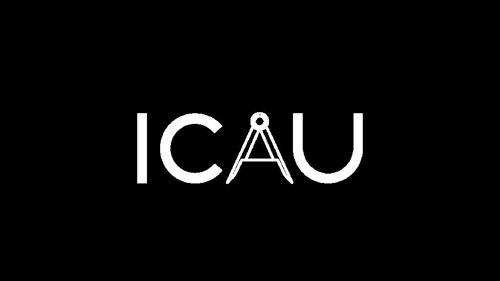 Logo ICAU estudio consultoría Ingeniería y Arquitectura